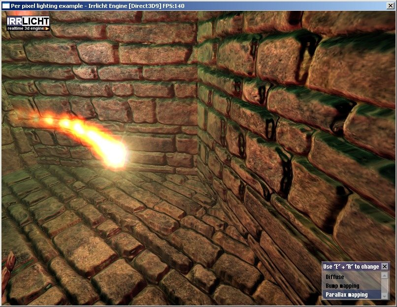 Features – Irrlicht Engine - A free open source 3D engine
